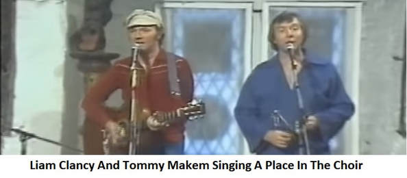Liam Clancy and Tommy Makem